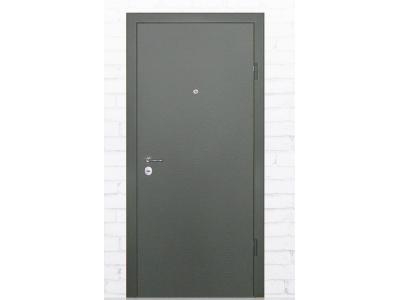 Чем хороши металлические входные двери