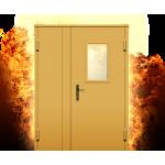 Противопожарные входные двери