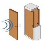 Звукоизоляционные входные двери