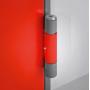 NINZ UNIVER EI60 противопожарная оцинкованная одностворчатая дверь Италия