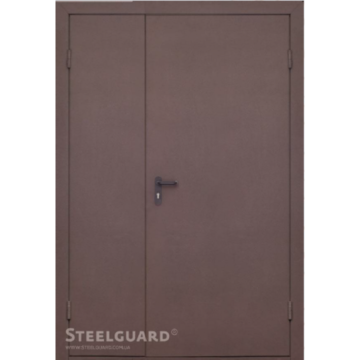 Steelguard Brassa Big двухстворчатая техническая серия Fuomo