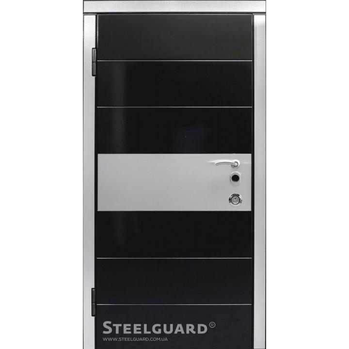 Steelguard Italy черный глянец квартира серия Forte+