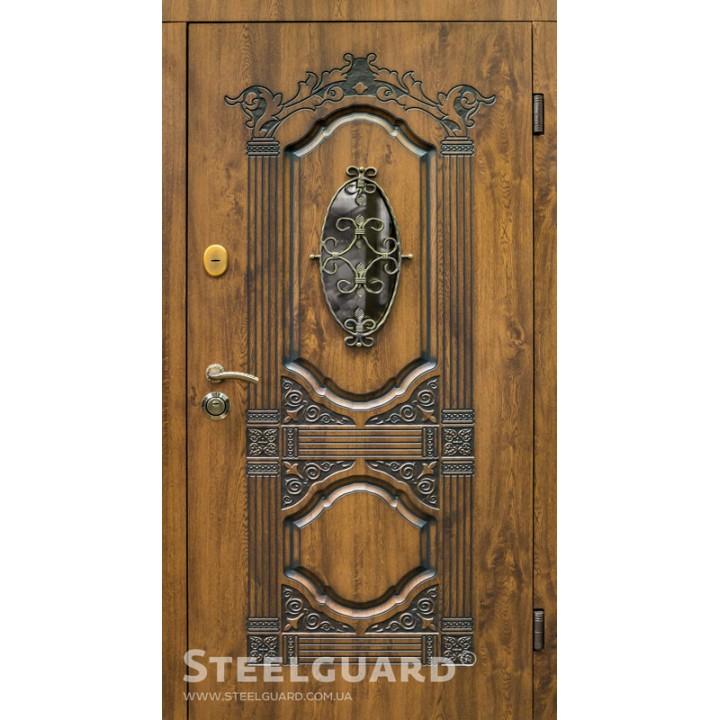 Steelguard Sangria Glass патина улица серия Resiste