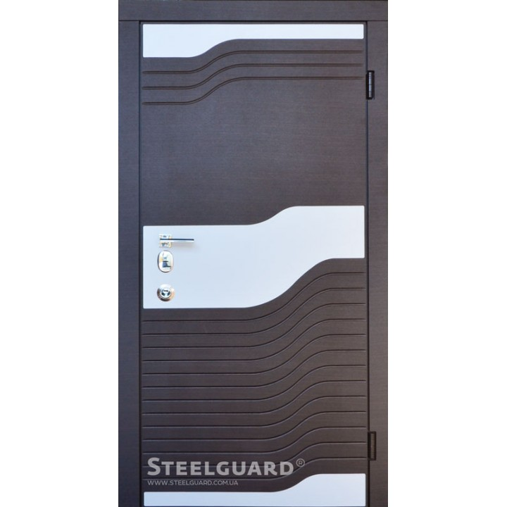 Steelguard Vinge венге темный квартира серия Forte+
