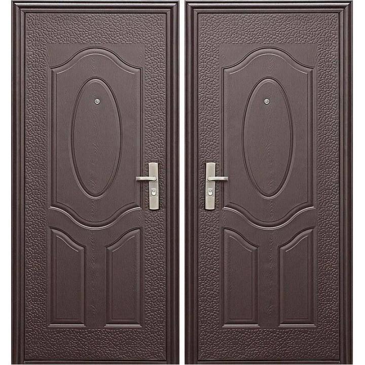 Входная  дверь Китайско производства серии Эконом ТР-С 21