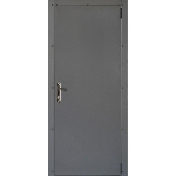 Very Dveri Техно Графит техническая дверь